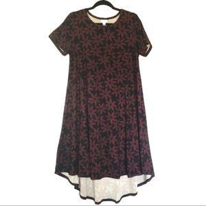 "LuLaRoe ""Carly"" Floral Print Dress"